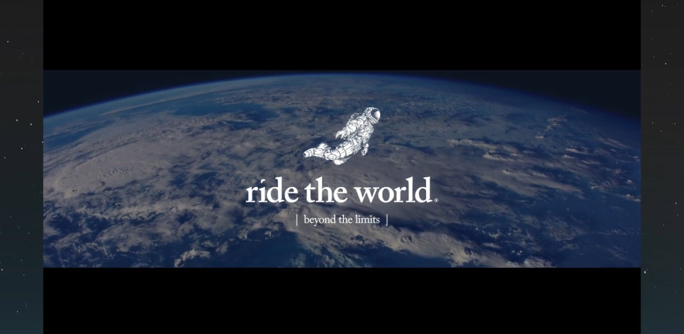 Projet Ride The World