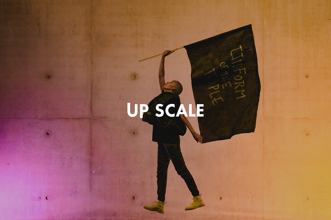Up Scale